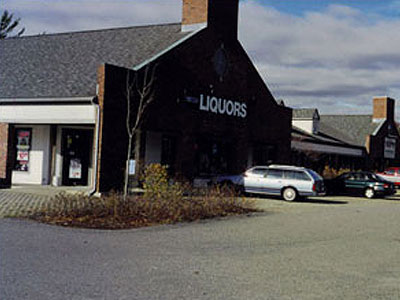 Portside Mall, Falmouth, Cape Cod